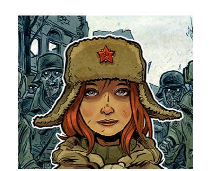 Zombies Stalingrad Kickstarter